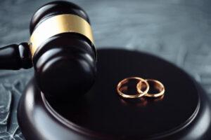 Divorce Moses gavel