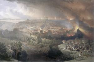 Fall of Jerusalem