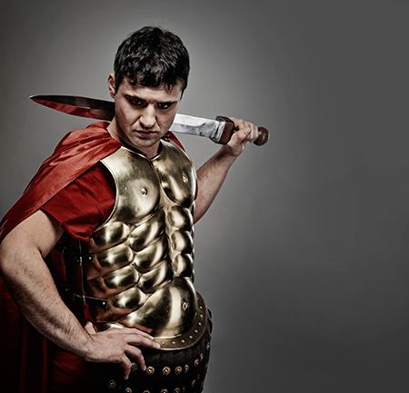 apologetics press roman soldiers