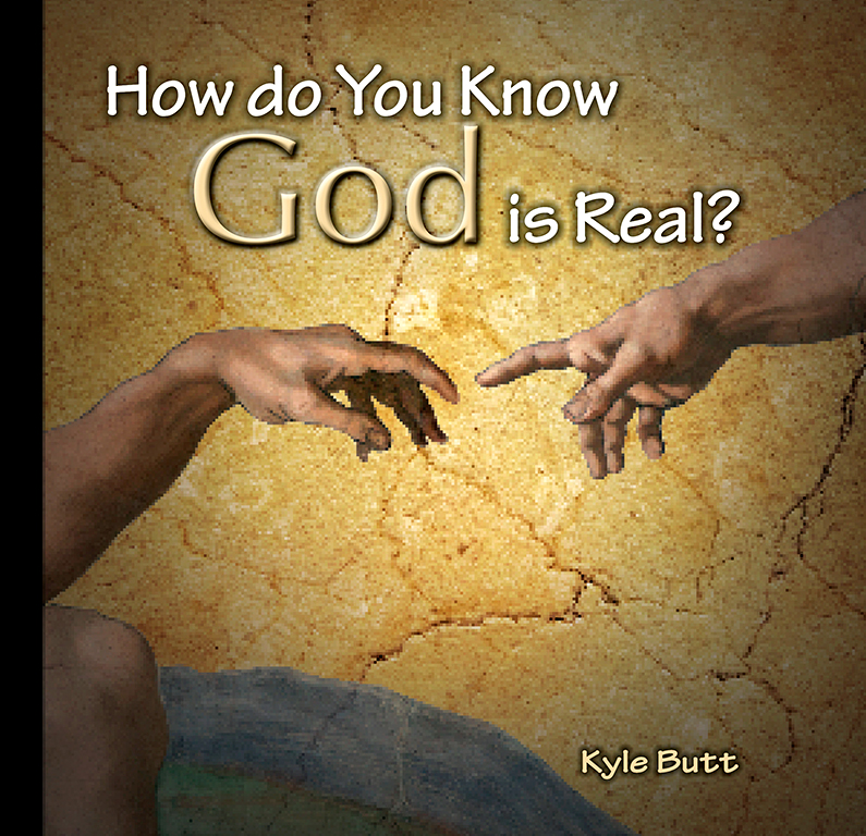 New Book For Young People On God's Existence