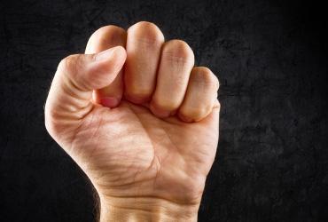 Homosexuality sign language